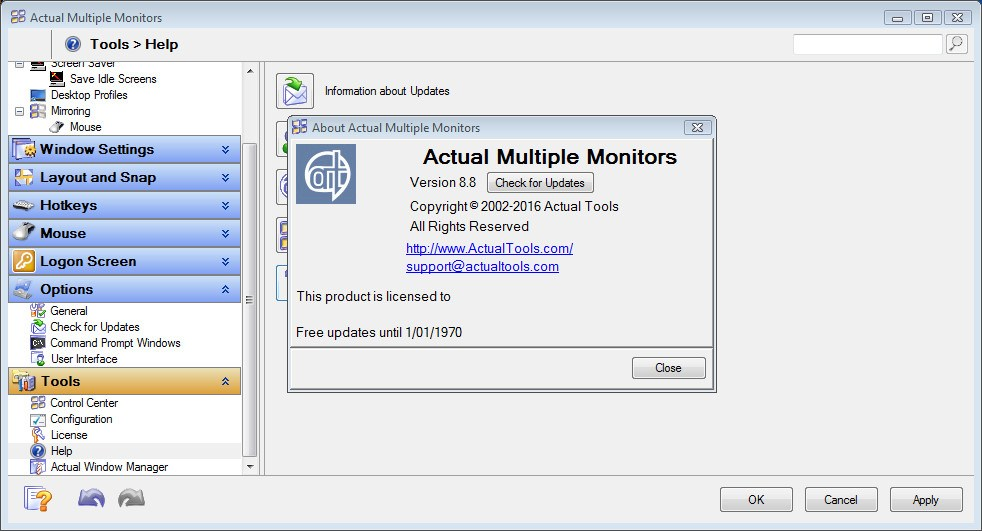 Actual Multiple Monitors 8 8 Crack Is Here ! [LATEST] | Novahax