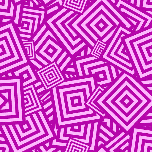 2D Concentric Polygon Pattern 3