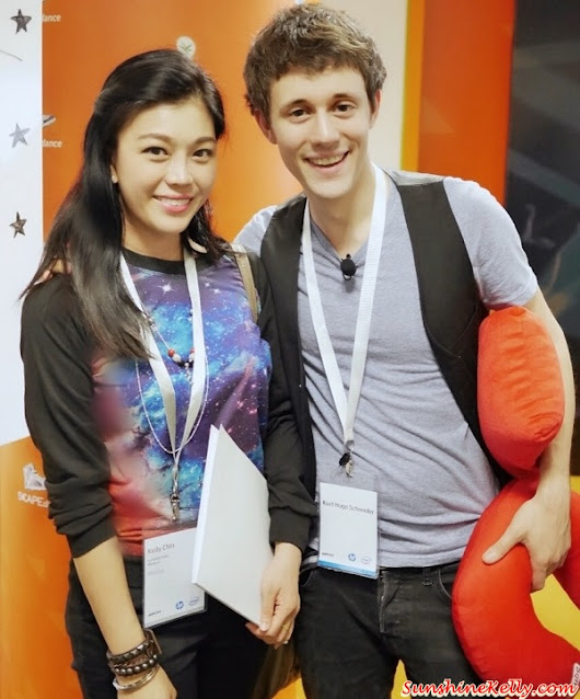 Video Interview, YouTube Fan Fest 2015 Singapore, YouTube Fan Fest, youtuber, Kurt Schneider from US