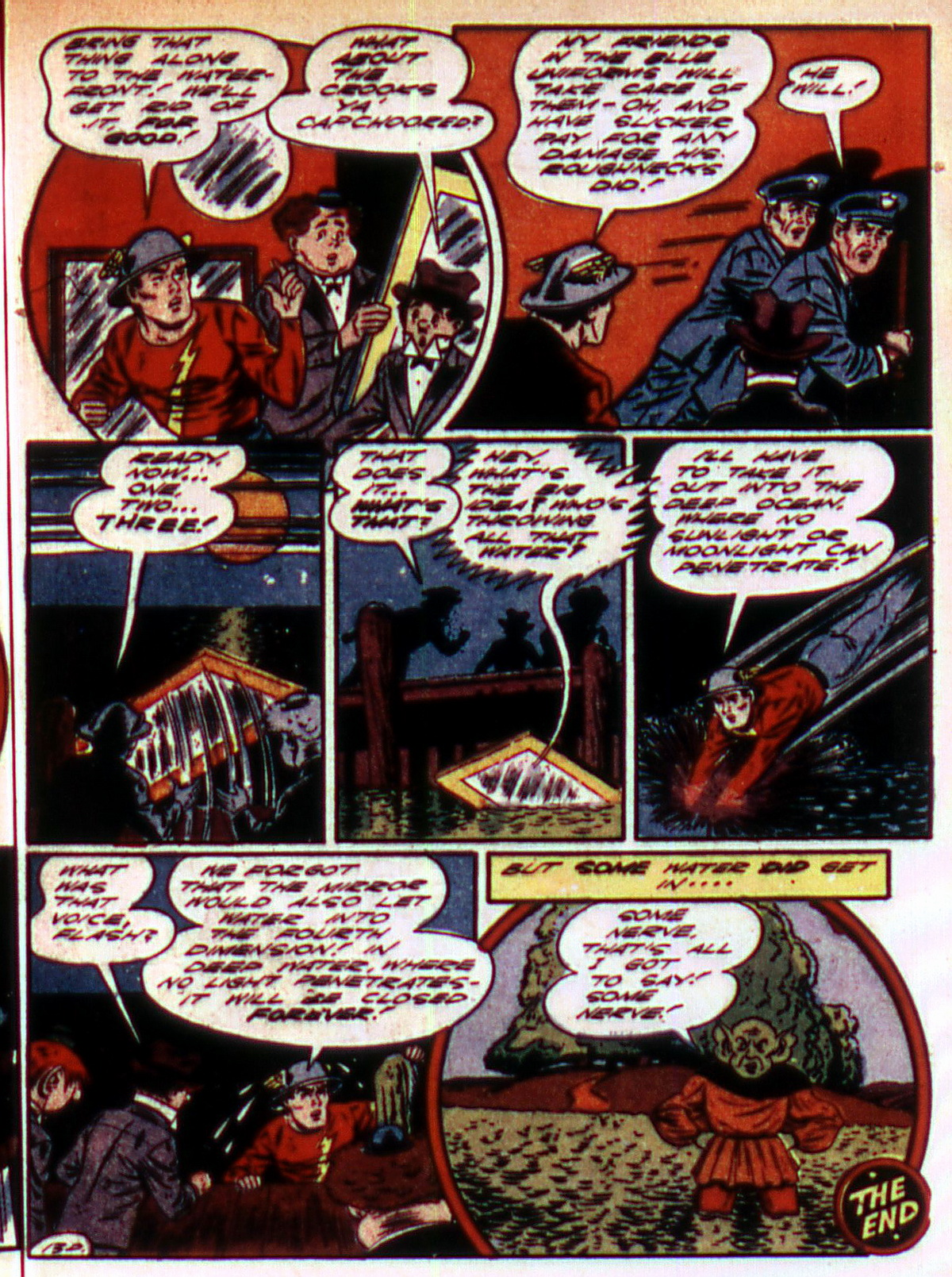 Read online All-Flash comic -  Issue #9 - 61