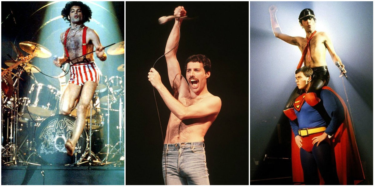 50 Candid Photographs of Freddie Mercury on Stage That Still Rock You!