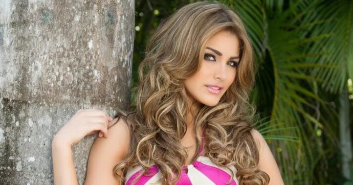 Migbelis Castellanos Selebgram Venezuela Tercantik Dan Hot