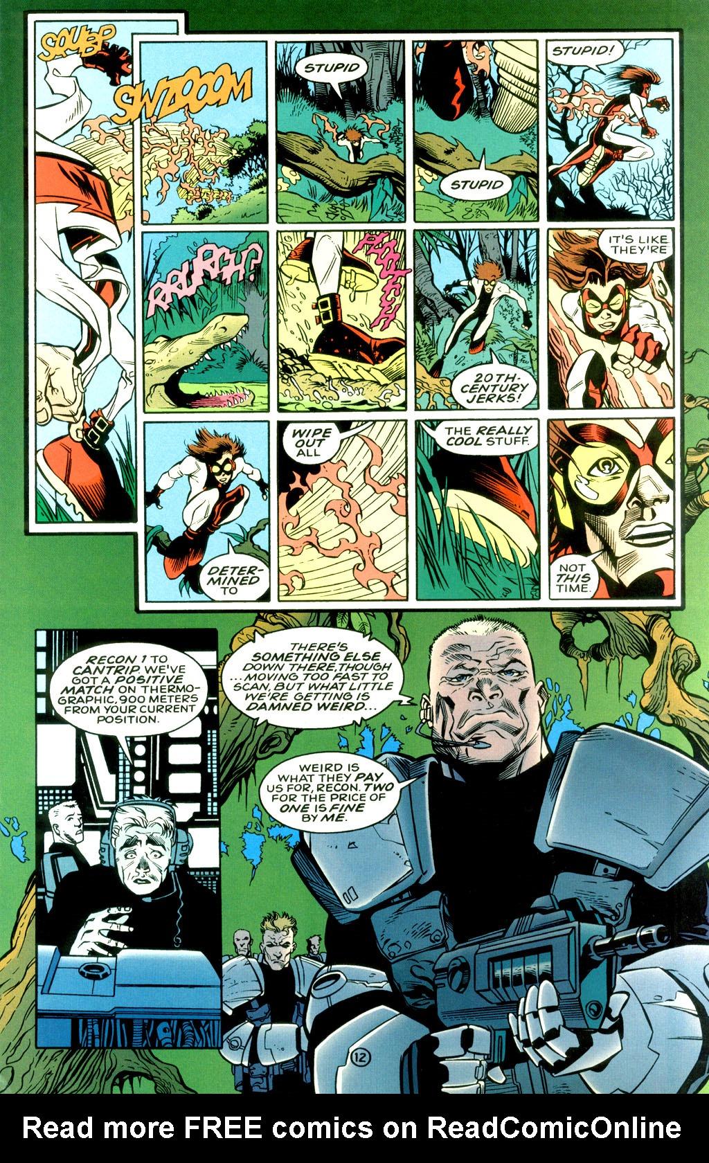 Read online Impulse Plus comic -  Issue # Full - 12