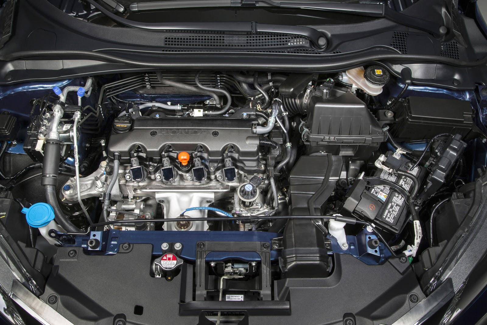 Khá thất vọng vì Honda HR-V 2016 khá là yếu