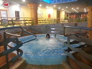 Zona VIP Balneario de Marina D'Or