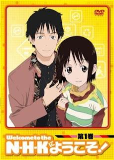 NHK ni Youkoso - Rekomendasi Anime Yang Mirip Dengan Steins; Gate
