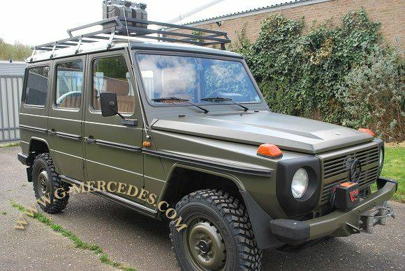 Los Angeles Craigslist Cars >> 1982 Mercedes-Benz G-Class 300GD Military 4- door G-Wagon - $25,750 For Sale