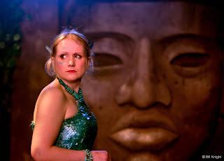 The Magic Flute, Emily-Jane Thomas as Pamina (Photo Bill Night)