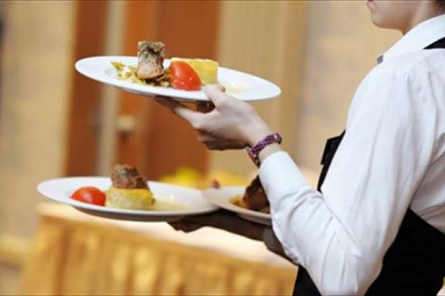 Αγγελίες - Χαλκίδα: Παραλιακή ταβέρνα ζητάει σερβιτόρο - σερβιτόρα