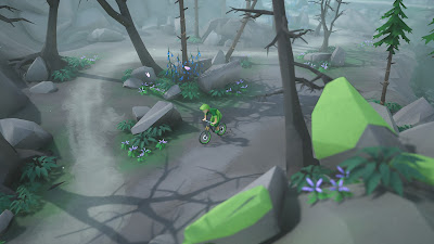 Lonely Mountains Downhill Game Screenshot 8