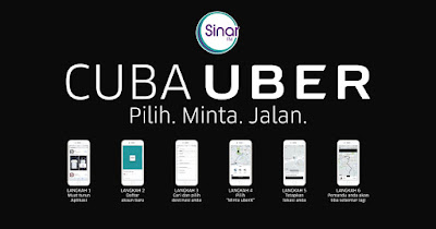 Uber Promo Code Malaysia Free Ride Discount Sinar FM
