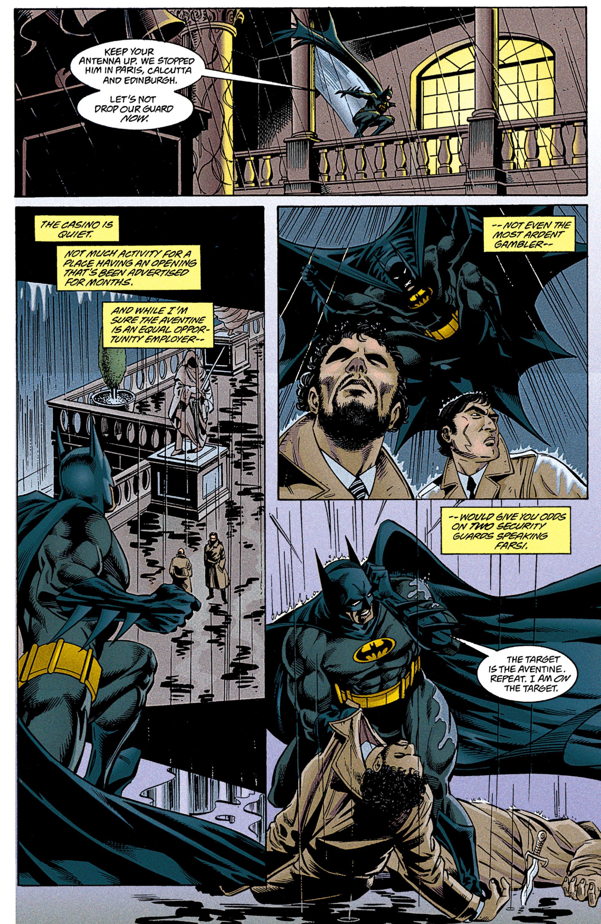 Detective Comics (1937) 701 Page 4
