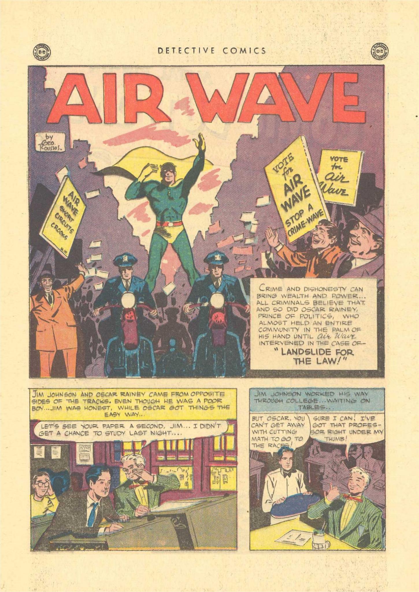 Read online Detective Comics (1937) comic -  Issue #109 - 24