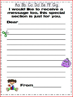 Diary of a first grade teacher back to school night messages for Teacher diary template