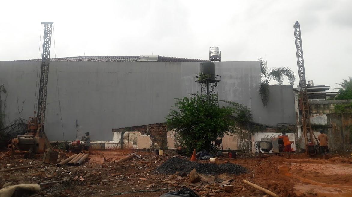 bore pile Jakarta Pusat