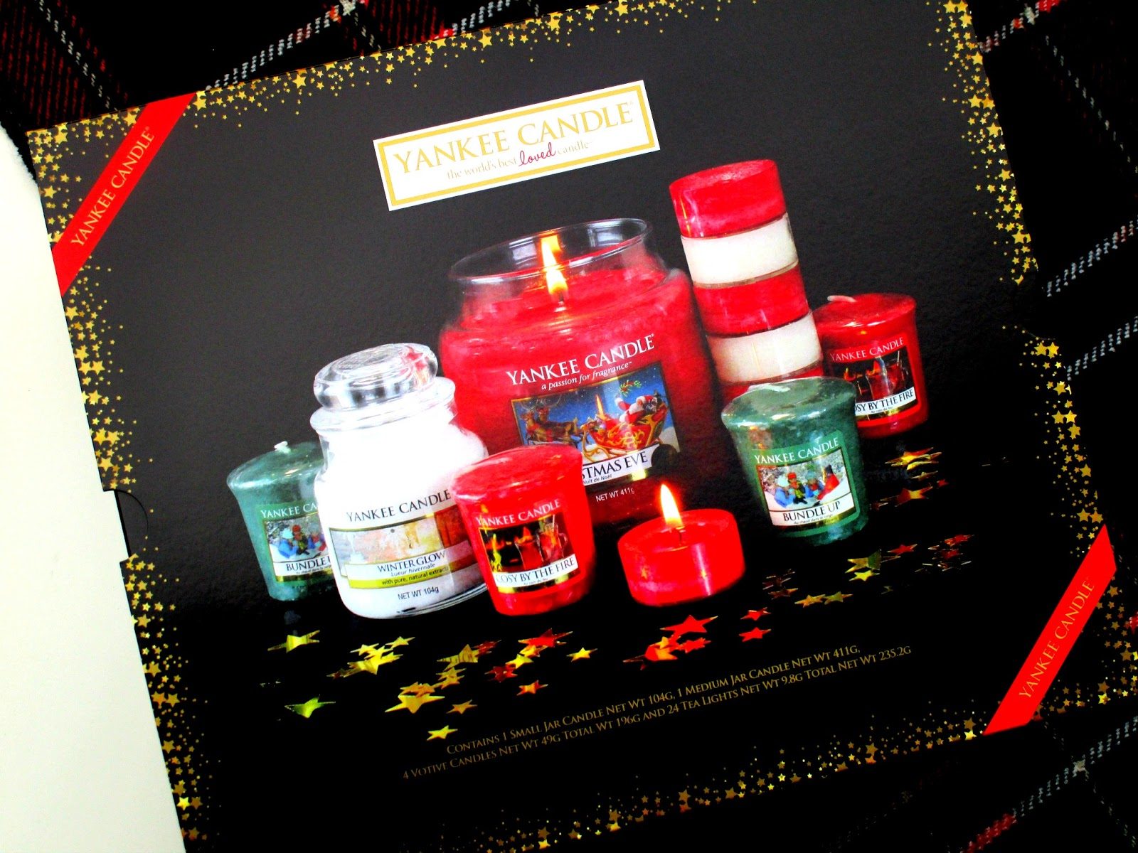 yankee candle christmas gift set review