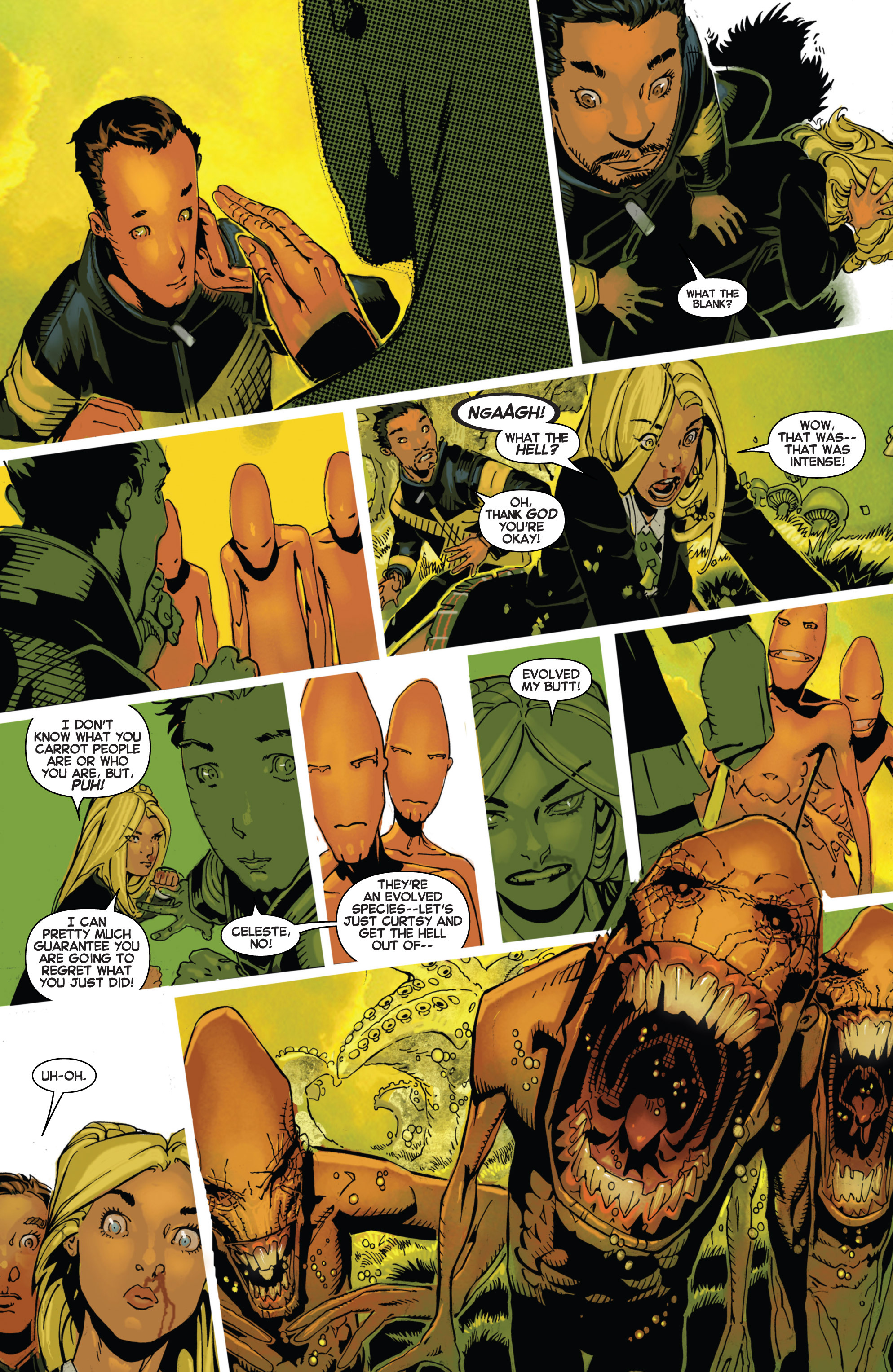 Read online Uncanny X-Men (2013) comic -  Issue #17 - 13
