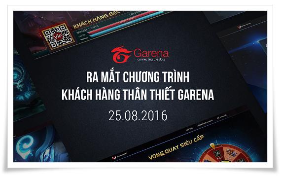Garena membership