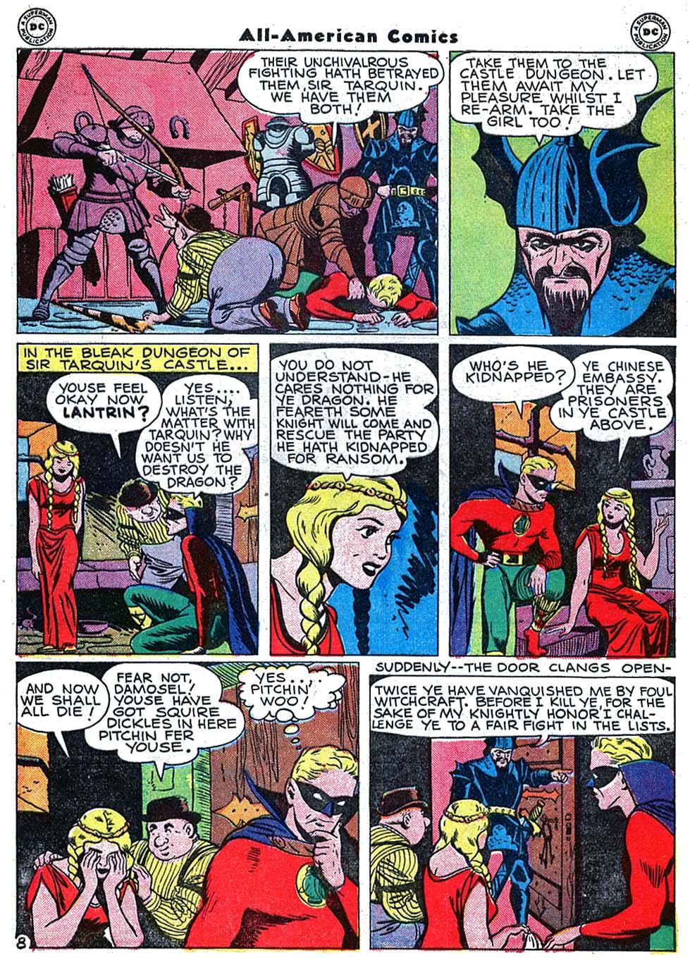 Read online All-American Comics (1939) comic -  Issue #72 - 10