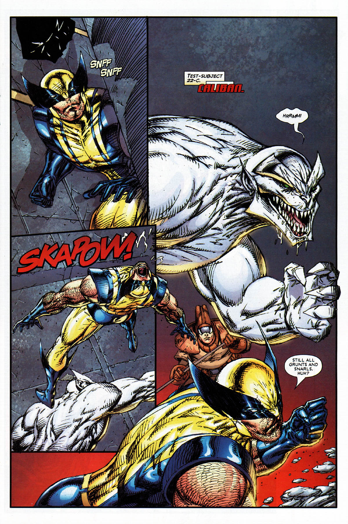 Read online X-Force (2004) comic -  Issue #4 - 10
