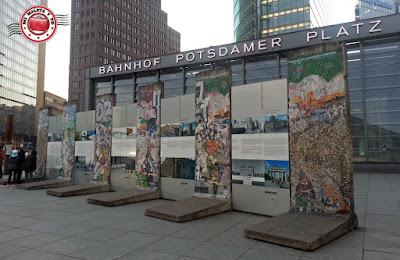 Berlín - Postdamer Platz