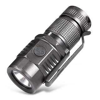 On The Road U16 720 lumen IPX-6 water resistant flashlight