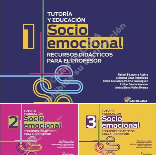 Educación Sociomemocional Secundaria