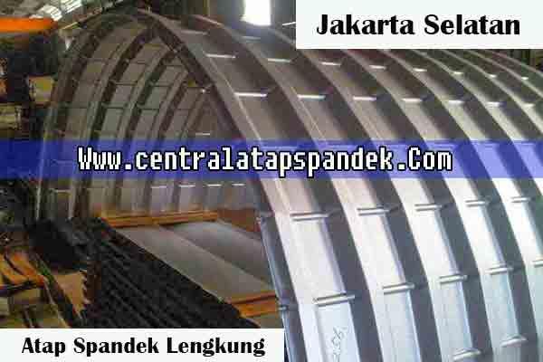 Harga Atap Spandek Lengkung Jakarta Selatan