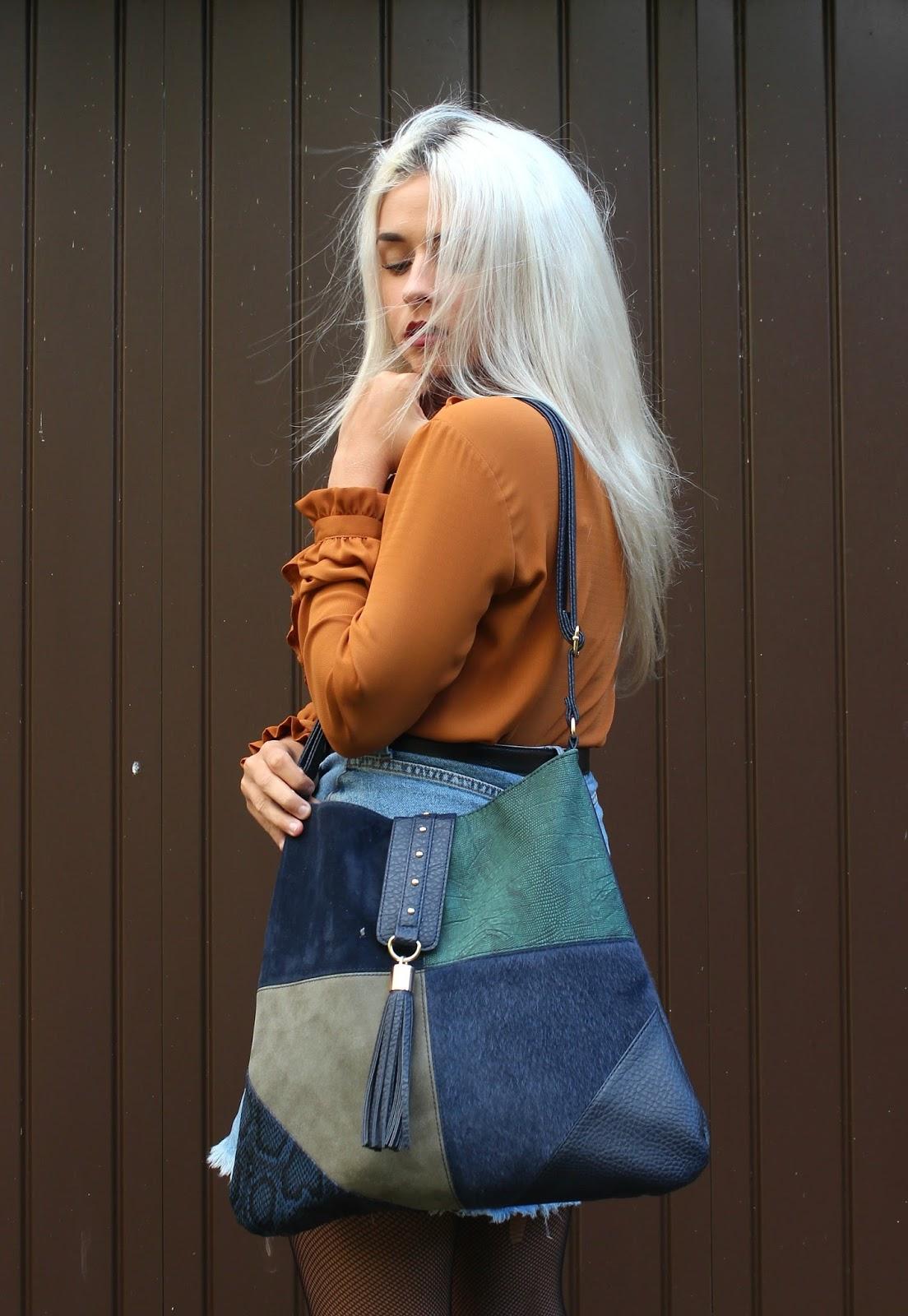 Primark Textured Handbag