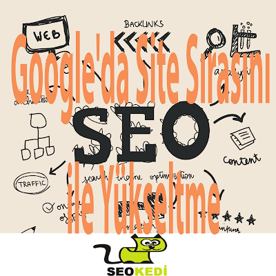 Google'da Site Sırasını SEO ile Yükseltme