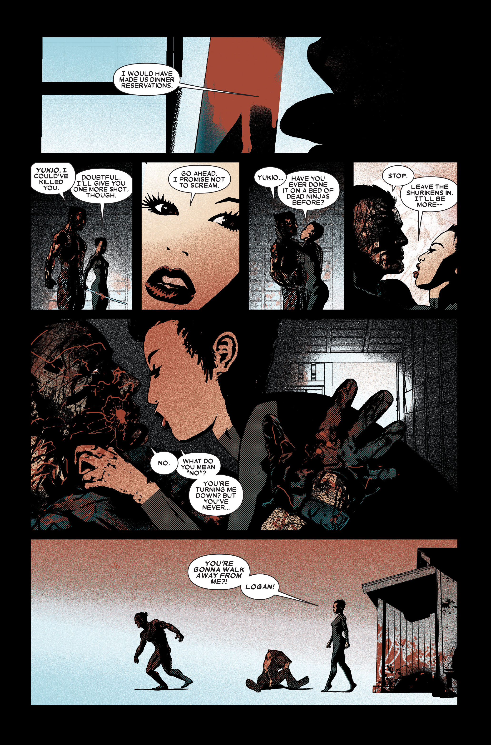 Read online Wolverine: Weapon X comic -  Issue #10 - 7