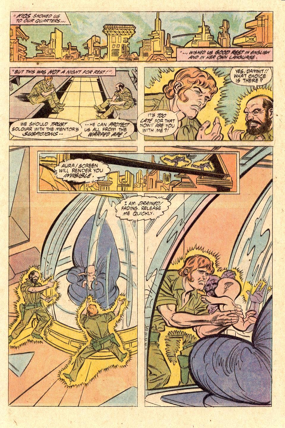 Read online Secret Origins (1986) comic -  Issue #40 - 18