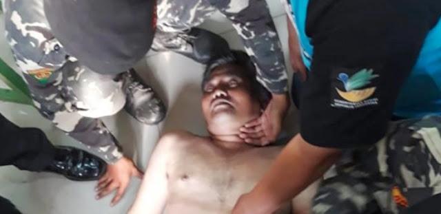 Gila! Beredar Foto Hoax Mayat Anggota Banser di Peti Mati, Seolah-olah Non Muslim