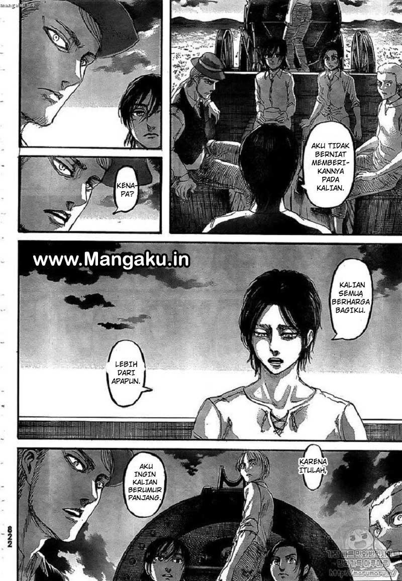 Shingeki No Kyojin: Chapter 108 - Page 25