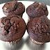 Muffins de chocolate y porqué no son magdalenas.