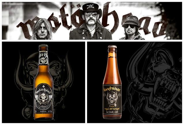 """""""Ace Of Spades"""" Nueva Cerveza de Motörhead."""