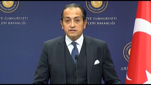 Türkiye İstanbul Şişli Mecidiyeköy Saldırı Terör Açıklama ABD