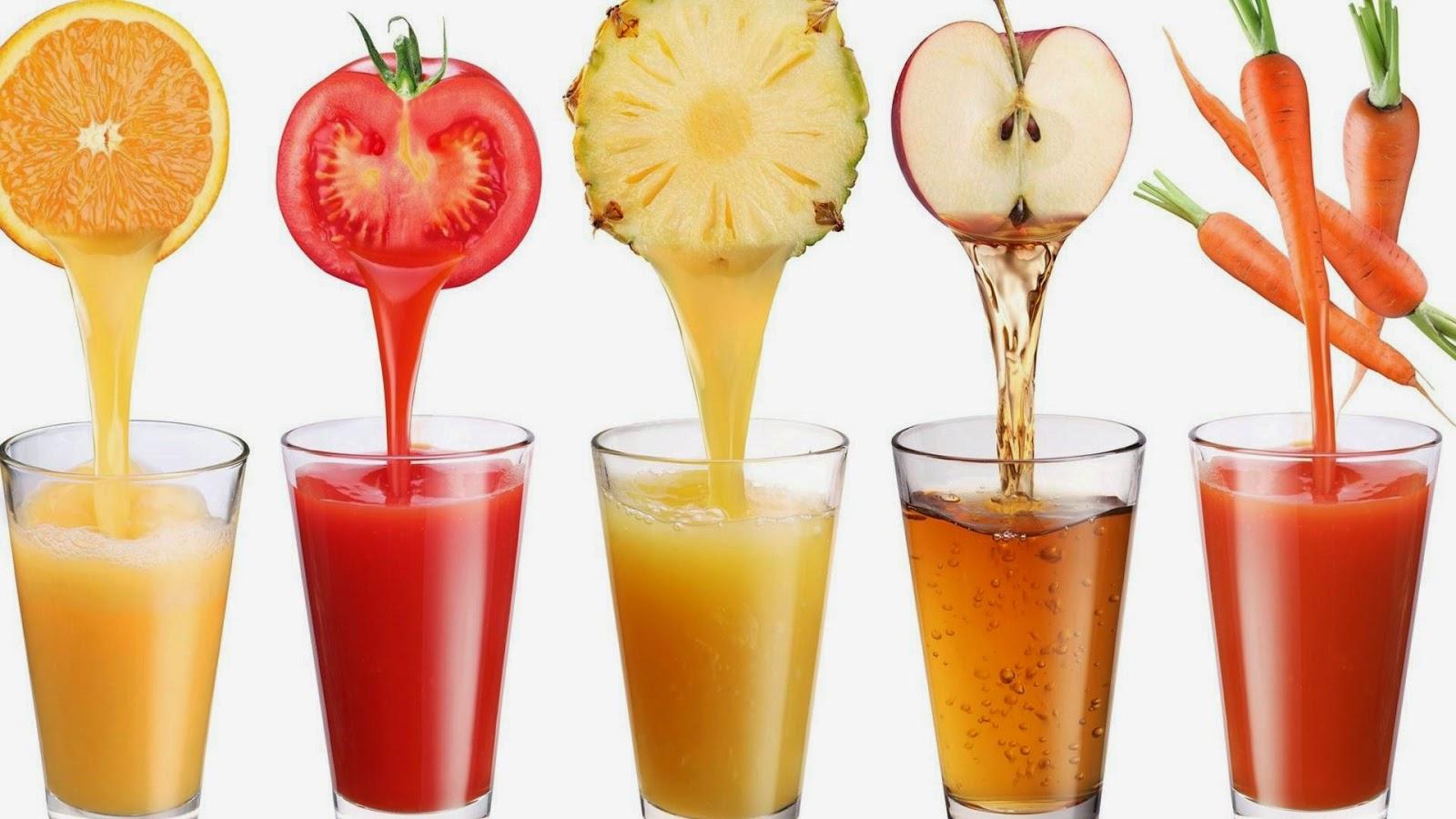 jugos de frutas naturales para adelgazar