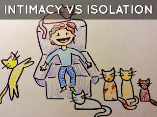 intimacy vs isolation