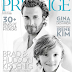 BRAD KROENING AND SON HUDSON COVER 'PRESTIGE' MAGAZINE HONK KONG EDITION