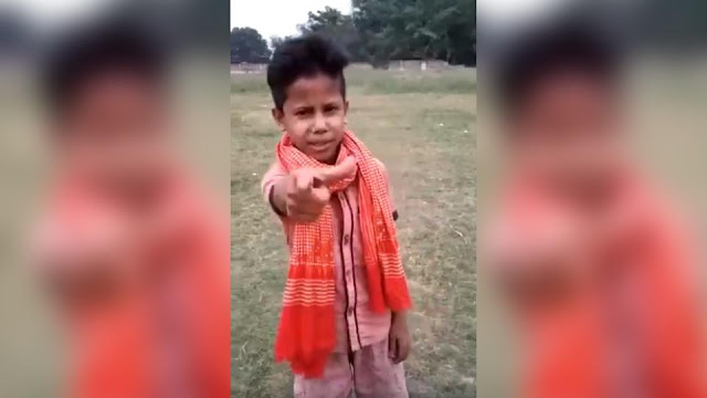 This kid's rap on PM Modi is taking the Internet by storm