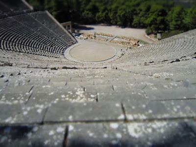 BLOG LUGARES DE MEMÓRIA - Matéria Teatro de Epidauro - Foto Pixabay
