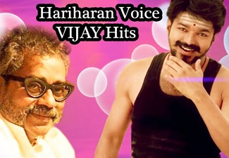 Hariharan voice – Vijay Super Hit Popular Audio Jukebox