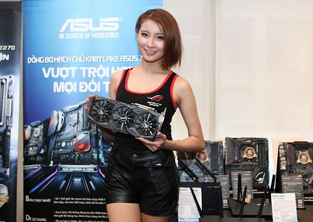 Asus chính thức giới thiệu loạt mainboard mới hỗ trợ chip Kaby Lake tại Việt Nam