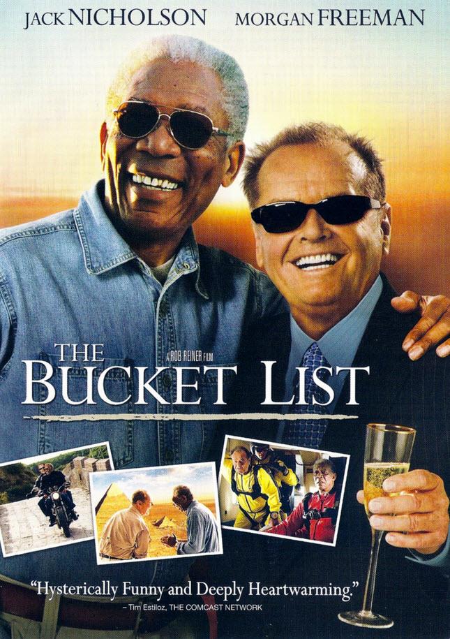 مشاهدة فيلم The Bucket List 2007 مترجم