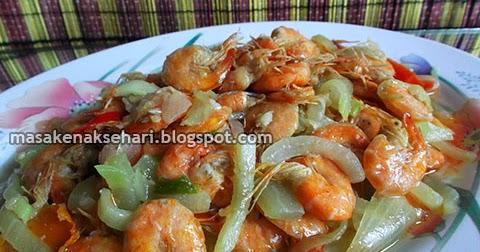 sayur bening jipang
