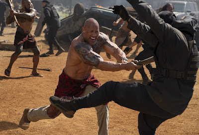 Hobbs And Shaw Dwayne Johnson Image 1