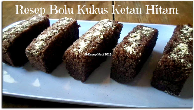 Recipe @Resep Neti 2016