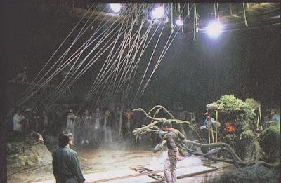 Godzilla vs Biollante detrás de las cámaras