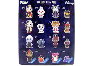 funko mystery minis disney villains stretch